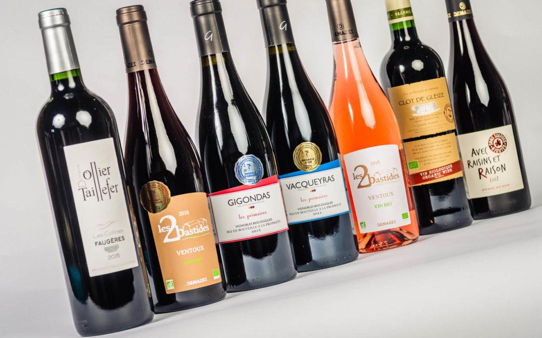Découvrez nos vins grands crus à Neufchâteau sélectionnés par votre caviste !
